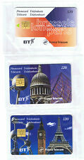 Eurostar BT- France Telecom & Belgacom. EUR005 120 units Brussels - London -
