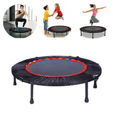 """40"""" Fitness Trampoline Kids Fun Jumping Gym Exercise Workout Rebounder Indoor"""