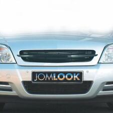 JOM Kühlergrill Frontgrill Sport Grill ohne Emblem schwarz Opel Vectra C Signum