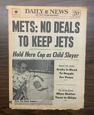 1977 Feb 12 Daily NEWS New York's Picture Newspaper METS: NO DEALS KEEP JETS A61