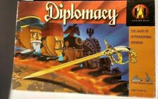 Diplomacy Board Game by Avalon Hill (1999) 100% Complete