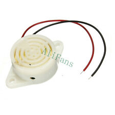 DC 3-24V SFM-27 Wired Electronic Tone Buzzer Alarm Continuous Sounder 90DB
