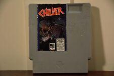 Chiller (Nintendo Entertainment System, 1990)