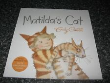 MATILDA'S CAT BY EMILY GRAVETT  B/NEW SOFTCOVER