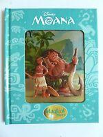 "Disney ""Moana"" Fairy Tales Magical Story Book Hardback Age 2-10 years New Gift"