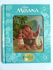 "Disney ""Moana"" Fairy Tales Magical Story Book Hardback Age 2-10 years New"