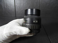 Pentax F-Zoom 1:3.5-4.5 28-80 AF Objektiv vintage, K-Bajonett