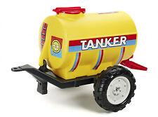 Falk Tanker Anhänger für Kindertraktor Fass Fasswagen für Traktor NEU 267367