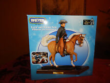 Breyer Gallery #10310 ELVIS PRESLEY & RISING SUN - Resin Collectible - New!
