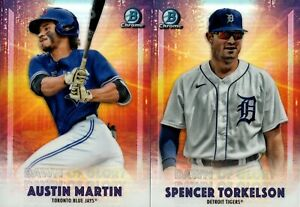 2021 Bowman Chrome Dawn of Glory Rookie Insert  - YOU PICK TO COMPLETE YOUR SET