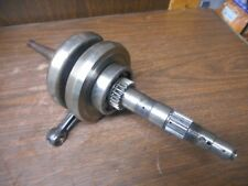 1981 Honda ATC 185S OEM Crankshaft for parts