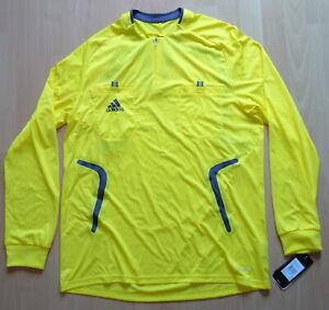 ADIDAS TRIKOT REFEREE JSY Shirt SCHIEDSRICHTER TRIKOT XL 56-58 NEU