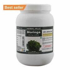 Herbal Hills Moringa Oliefera - 700 Tablets-help in Healthy digestion -Ayurveda