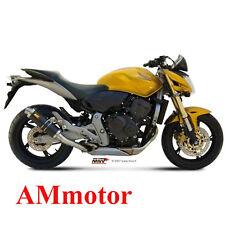 Mivv Honda Hornet 600 2013 13 Terminale Di Scarico Marmitta Gp Carbonio Moto