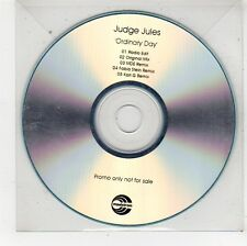 (FU588) Judge Jules, Ordinary Day - DJ CD