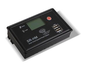 SOLAR 20A 12V/24V MINI SYSTEM CHARGING CONTROLLER / REGULATOR WITH 2 USB