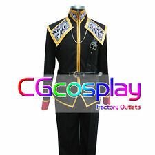 Free Shipping Cosplay Costume Final Fantasy SQUALL New in Stock Party Uniform