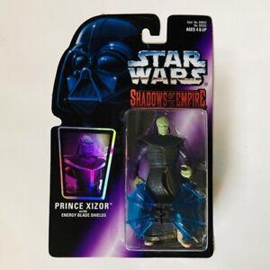 PRINCE XIZOR Star Wars Shadows Of The Empire Action Figure MOC 1996!!
