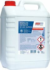 Eurolub Radiatore Protezione d-40 SUPER 5 LITRI CONCENTRATO 834005 VW TL 774 Esegui. G #