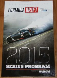 2015 Formula Drift Series Program