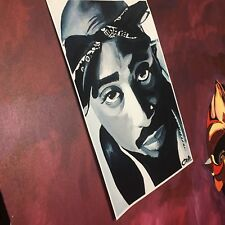 TUPAC Poster Print ! 2PAC HIPHOP CULTURE Rap Music Underground Art Painting 2017