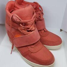Nine West Simone sneaker wedge 9.5M