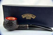 Savinelli Vesuvio 315 Prince Pfeife pipe pipa 9mm Filter neu/ovp