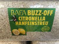 18KG CITRONELLA Hanfeinstreu Hygiene-Einstreu Naturprodukt Hanf
