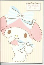 Sanrio My Melody Piano Composition Notebook