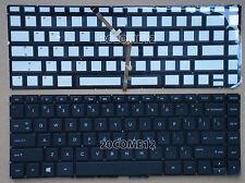 NEW For HP ENVY 14-u211tx Keyboard Backlit US Black
