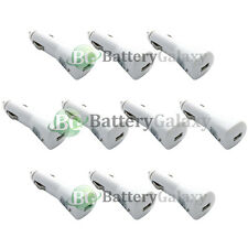 10 Usb Battery Car Charger Adapter for Apple iPhone Se 5 5C 5S 6 6s 7 7s Plus