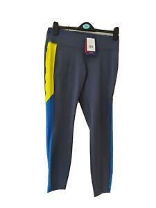 Asics womens leggings size large 14/16