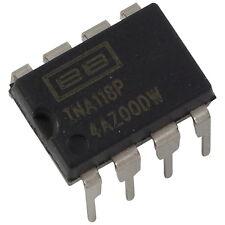 INA118P Burr Brown Precision Low Power Instrumentation Amplifier DIP-8 856092
