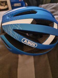 Abus Viantor Helmet Steel Blue LG 58-62cm