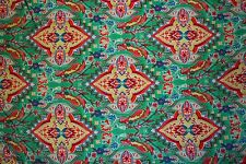 Multi Ethnic Floral ITY Print #146 Stretch Polyester Lycra Spandex Fabric BTY