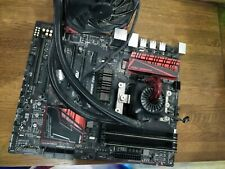 Gaming pc bundle (motherboard, ram, cpu and cpu cooler only)