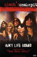 Slash's Snakepit 2000 Rare Original Promo Poster Guns N' Roses