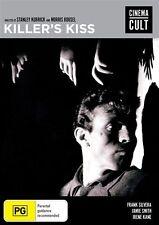 KILLER'S KISS Frank Silvera DVD R4 NEW - PAL