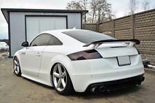 Cup Dachspoiler Heckspoiler für Audi TT RS 8J Spoiler Splitter Rear ABS TTRS