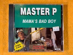 N6-95 MASTER P Mama's Bad Boy .. SEALED .. PARENTAL ADVISORY .. 1992