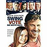 Swing Vote - Die Beste Wahl (DVD) gebraucht-gut