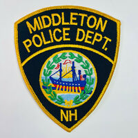 Middleton Police New Hampshire Patch