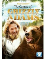 Grizzly Adams: The Capture of Grizzly Adams DVD NEW