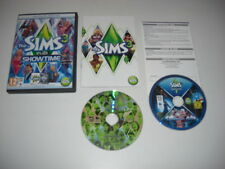 THE SIMS 3 Plus SHOWTIME Add-On Expansion Pack Pc / Apple MAC Sims3 Simms3