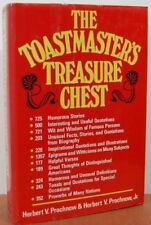 The Toastmasters treasure chest