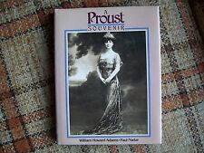 A Proust Souvenir, by William Howard Adams, Paul Nadar