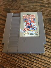Blades of Steel Nintendo NES Game Cart PC5