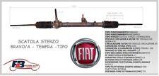 SCATOLA GUIDA STERZO FIAT TIPO BRAVO/A TEMPRA *** NUOVA *** 190026