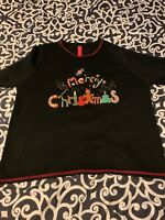 Vintage Ugly Christmas Sweater Women's Size 2X