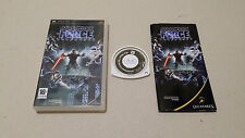 Star Wars: The Force Unleashed (Sony PSP, 2008)